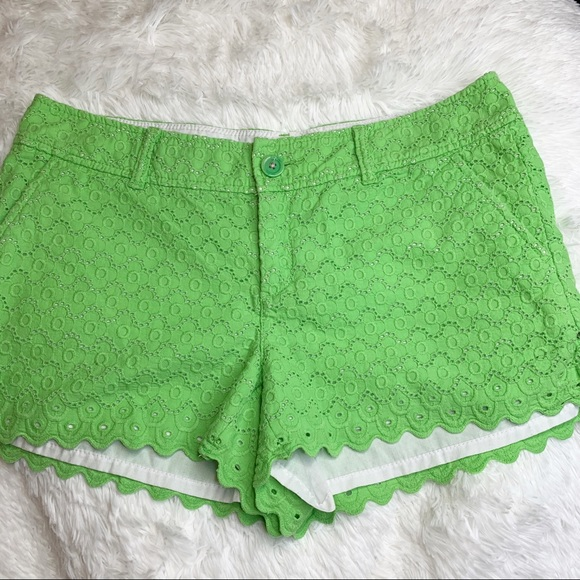 Lilly Pulitzer Pants - Lime Green Lily Pulitzer shorts